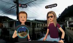 Mark Zuckerberg's VR Cartoon Explains How Facebook Using AI