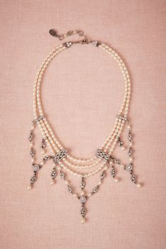 Echelon Necklace from BHLDN - $350