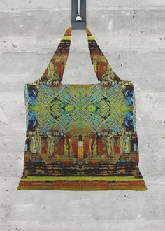 Foldaway Tote - Technical Difficulties by VIDA VIDA YUUFOG
