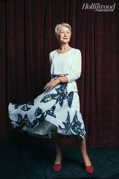 Helen Mirren(ized)