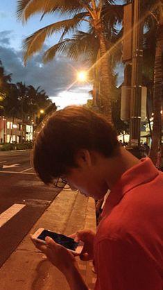 kai boyfriend lockscreens | Tumblr