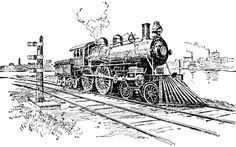 Steam Locomotive: A Locomotive