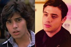 WHAT!!! Paolo from the Lizzie McGuire movie is Garret on PLL