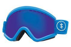 Electric - EGV Royal Blue Goggles, Brose/Blue Chrome Lenses