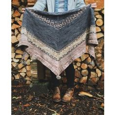 Caitlin Hunter Kodikas Shawl Kit