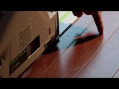Fix Your Squeaky Floors With Talcum Powder!   YouTube