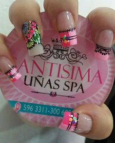 Uñas Nail Manicure, Pedicure, Dream Nails, Swag Nails, Nails Inspiration, Beauty Nails, Nail Colors, Nail Designs, Tattoos