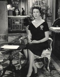 1960 Queen Elizabeth II