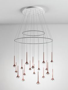 Fairy http://www.axolight.it/europe/en_GB/suspension-lamps/fairy/spfai12r  #lamp #lampdesign
