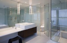 FORMA Design - modern - bathroom - dc metro - FORMA Design