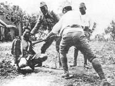 13 Dec 37: The former Chinese capital of Nanking surrenders to the Japanese and the Rape of Nanking begins. Between 250,000 and 300,000 Chinese citizens will be killed during the next six weeks in what comes to be known as the forgotten holocaust of WWII. More: http://scanningwwii.com/a?d=1213&s=371213 #WWII