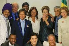 Justa Causa na Dilma @39Carlos  9 minHá 9 minutos São Paulo, Brasil Vários artistas mercenários,canalhas v apoiando o PT em troca d $! Os q s a favor d BR onde estão?
