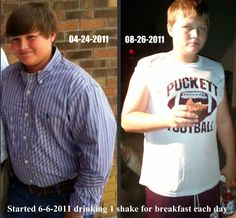 Wow! Look at that Transformation!