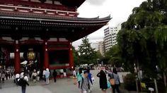 【東京360】淺草寺寶藏門前/仲見世通後 (2015/06)