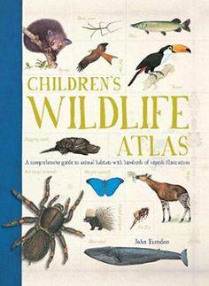 Children's Wildlife Atlas
