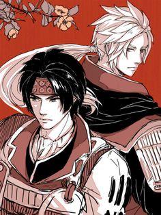 4まい [1], Sengoku Musou, Pixiv, Nobuyuki, Yukimura