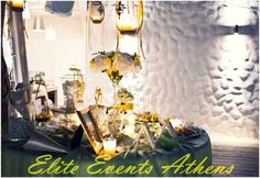 TRUE WEDDINGS | A Lemon Wedding by Elite Events Athens | Anca & Konstantinos | Wedding Tales - Ο γάμος των ονείρων σας! Rustic Barn, Candles, Table Decorations, Country, Sweet, Wedding, Home Decor, Candy, Valentines Day Weddings