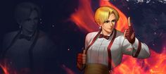 King - KOF'98 OL Wallpaper by Zeref-ftx