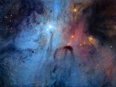 IC 4603: Reflection Nebula in Ophiuchius  Image Credit & Copyright: Rolf Olsen http://apod.nasa.gov/apod/ap140723.html