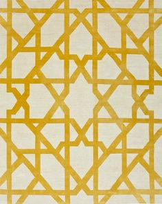 Custom colors! Starlette sun rug - geometric wool
