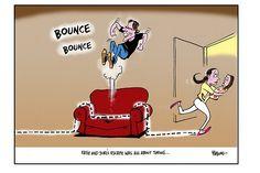 Brown Cartoon | Mark Knight 2012 - July | Herald Sun