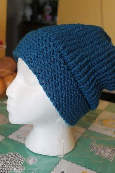 Ravelry: CorrineMB's Charity Hat Night (see my Ravelry notes for links to great vids on the stitches)
