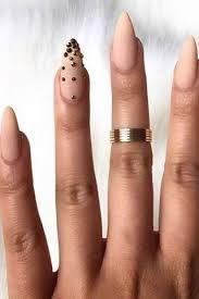 Bilderesultat for almond nails