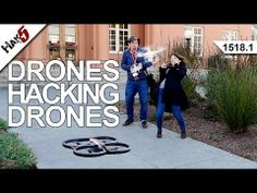 Drones Hacking Drones (Part 1), Hak5 1518.1