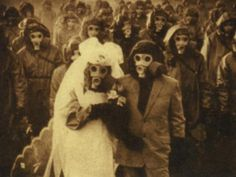 Cold war wedding