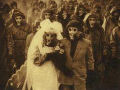 Cold war wedding