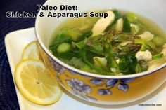 Have you tried the paleo diet? Here is one of my favorite The Paleo Diet Recipe: Chicken and Asparagus Soup fits perfectly in the Paleo Diet. you can lose weight and eat yummy foods! Promise! Try these yummy Paleo recipes at Makobi Scribe today.