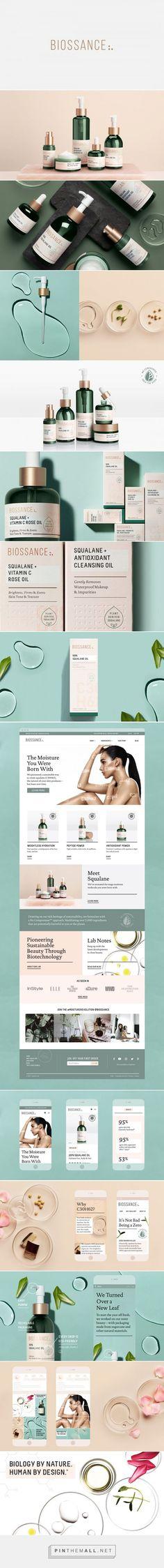 Biossance Skincare Branding, Packaging, and Web Design by Bartlett Brands | Fivestar Branding Agency – Design and Branding Agency & Curated Inspiration Gallery