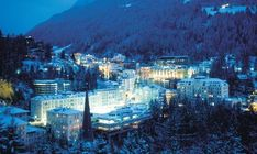 #Badgastein - one of Austria's best #ski and thermal #spa resorts