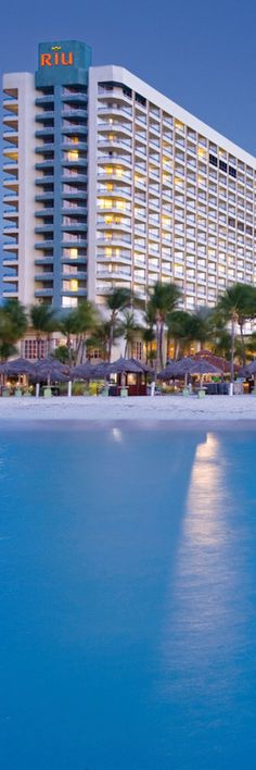 Riu Palace Antillas - Aruba - Palm Beach - Exclusive for Adults - All Inclusive