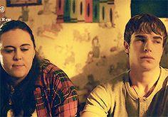 MMFD Rae and Finn (gif)