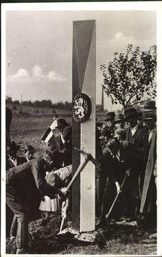 Ipolyság, A Felvidék felszabadulásának első örömünnepe, Ipolyság, 1938. október 11. Army, Military, Gi Joe, Military Man