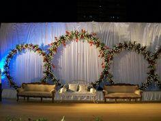 Wedding Backdrop Design, Wedding Stage Design, Wedding Hall Decorations, Romantic Wedding Decor, Wedding Reception Backdrop, Marriage Decoration, Engagement Decorations, Wedding Mandap, Backdrop Decorations