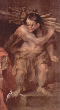 "Frans Hals — artist-hogarth:   Caliban from ""The Tempest"" of..."