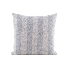 Tones Cushion Cover 60x60, White/Blue $39. - RoyalDesign.com