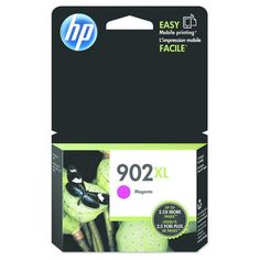 HP 902XL High Yield Magenta Original Ink Cartridge (T6M06AN_140)