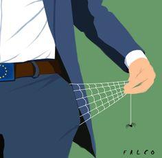 Eurocrisis. Autor: Falco