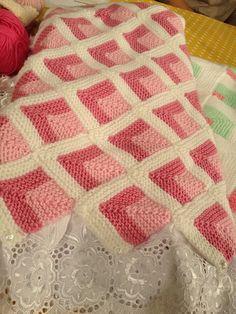 Battaniye yapımı ve Dantel transferi - Derya'nın Dünyası - 29 Ocak 2015