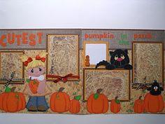 PAPER PIECING MEMORIES BY BABS: October 2010