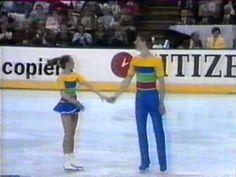 Gordeeva & Grinkov (RUS) - 1991 World Challenge of Champions, Pairs' Event - YouTube
