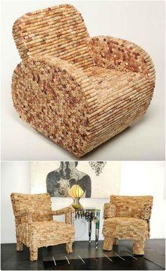 30 ideas para reciclar tapones de corcho   Hacer bricolaje es facilisimo.com