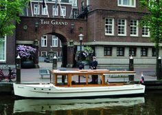 Welcome to Sofitel Legend the Grand Amsterdam - Luxury hotel in AMSTERDAM