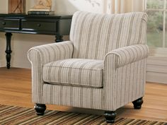 Milary Linen Accent Chair #recliners #urniture #chair #rana #ranafurniture #miami