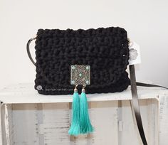 Crochet World, Crochet Home, Knit Crochet, Crochet Handbags, Crochet Purses, Crochet Pouch, Crochet Bags, Macrame Bag, Knitted Bags