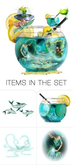 """What's in Your Drink"" by ragnh-mjos ❤ liked on Polyvore featuring art, contest, drink and artset"