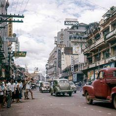 Yaowarat, 1958
